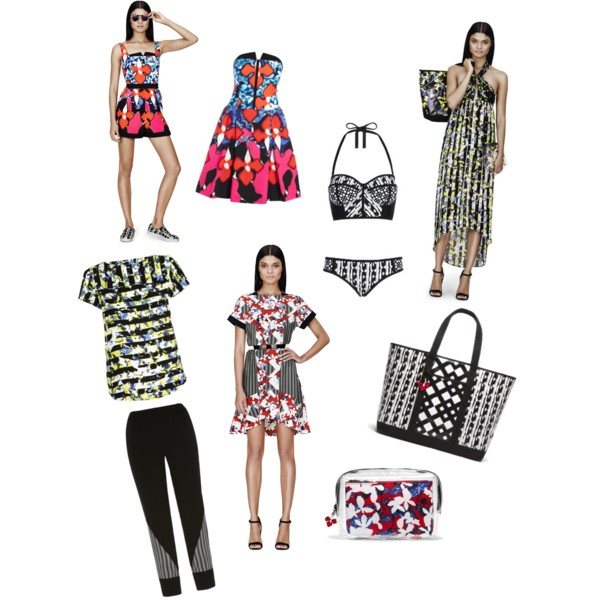 Print Explosion: Peter Pilotto for Target