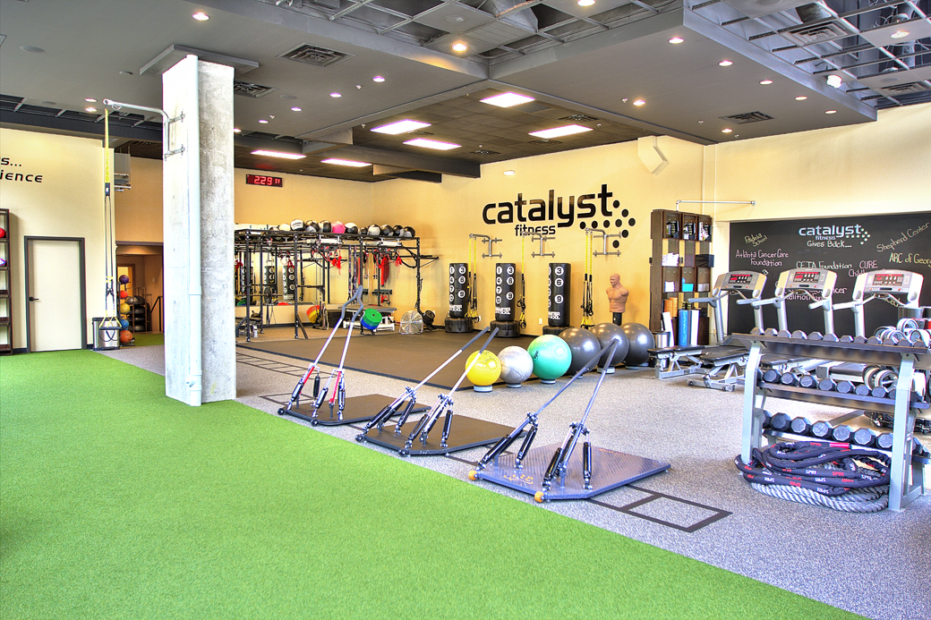 Your Catalyst to Fitness (Road to Fitness Chapter 5)