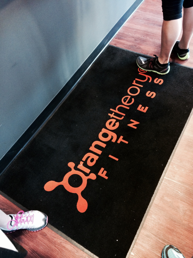 Oranges Are Meant for Mimosas – Orange Theory – (Road to Fitness, Chapter 3)