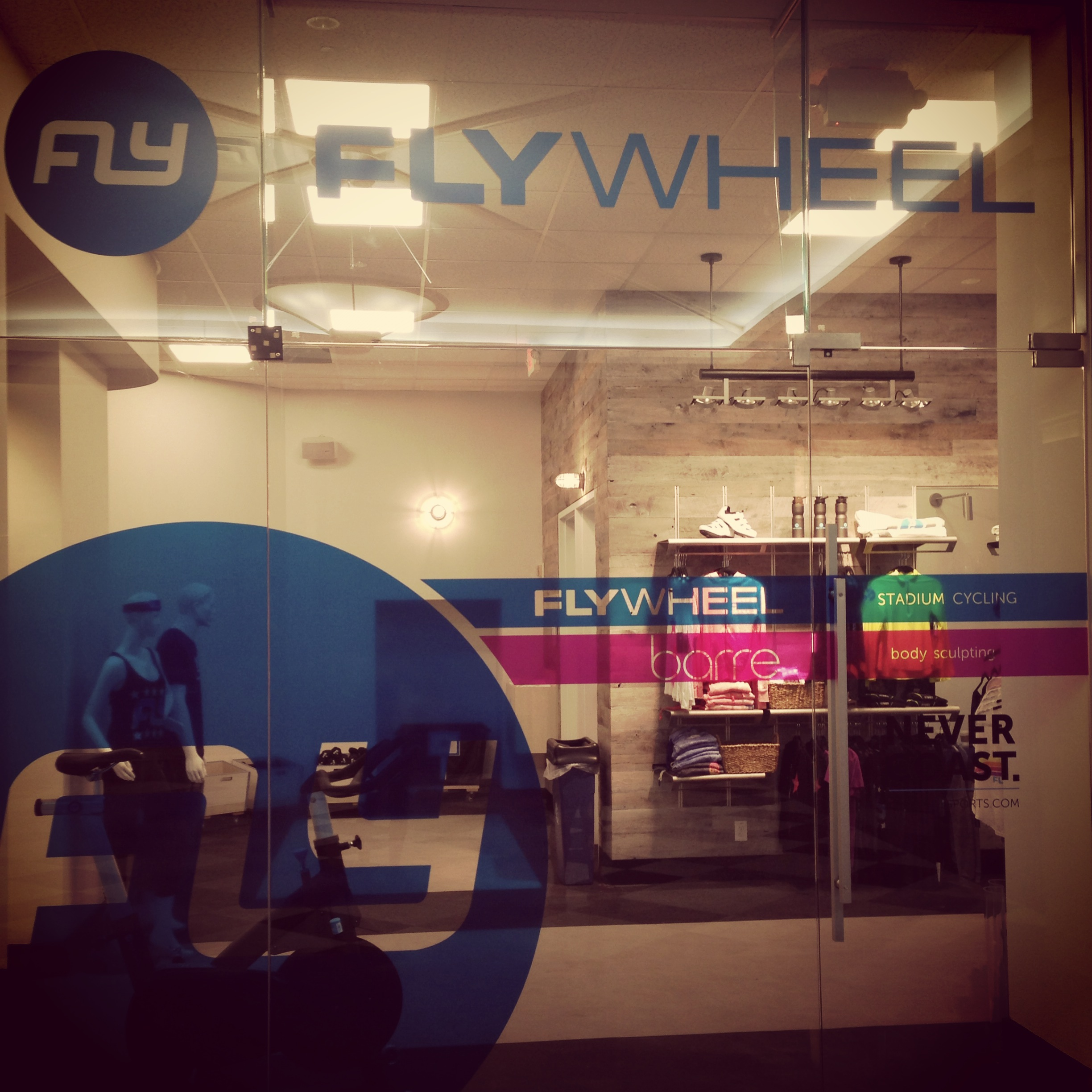 Peachtree Roadies FlyWheel Midtown