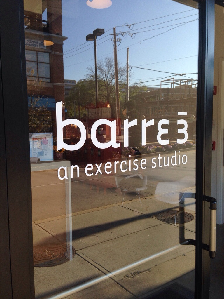 Shaking and Quaking at Barre3, Road to Fitness Chapter 13