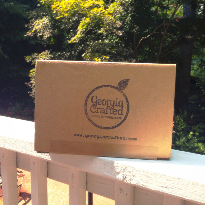 Gifting Local with Georgia Crafted