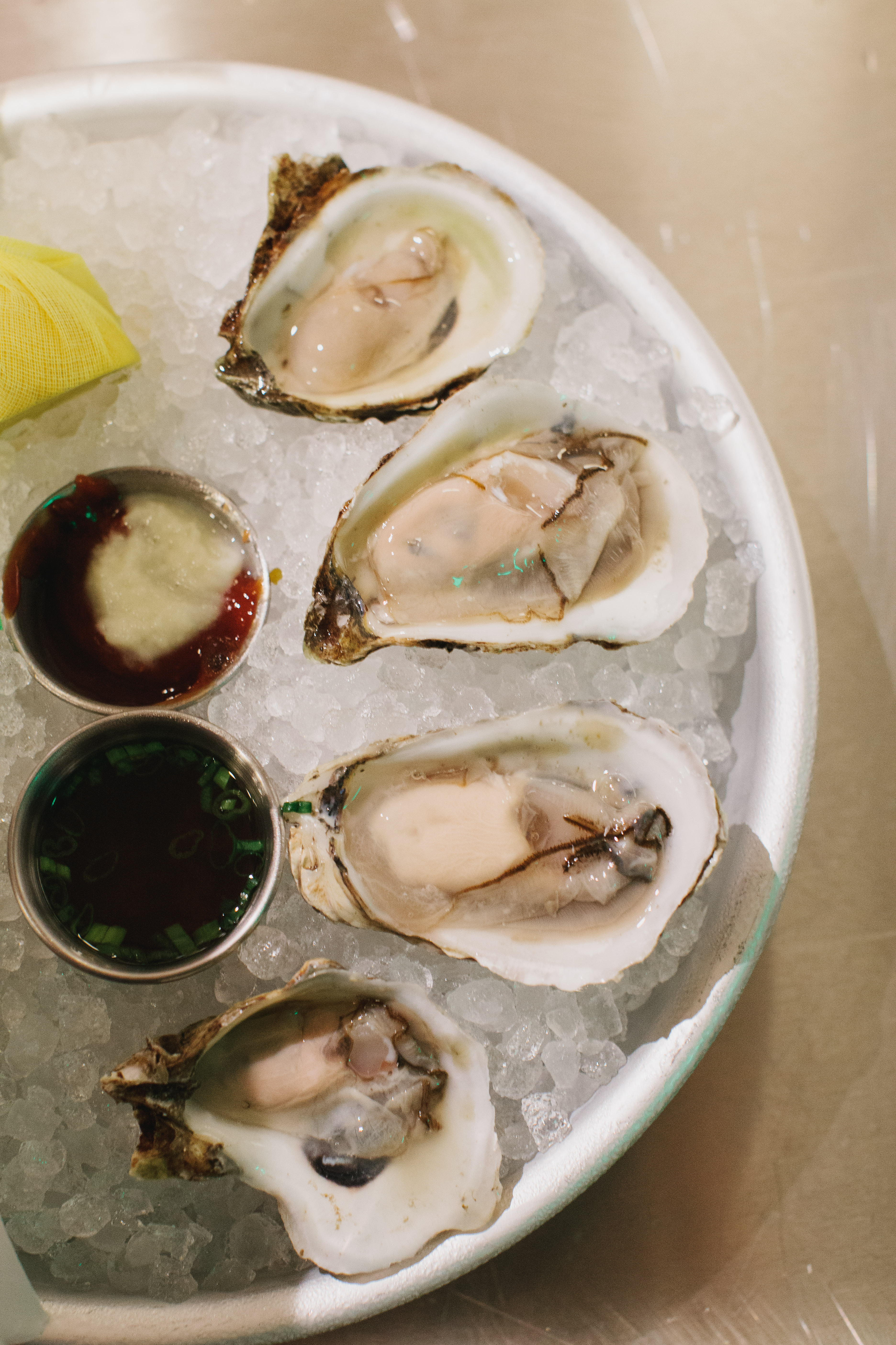lure OystersOnTheHalf