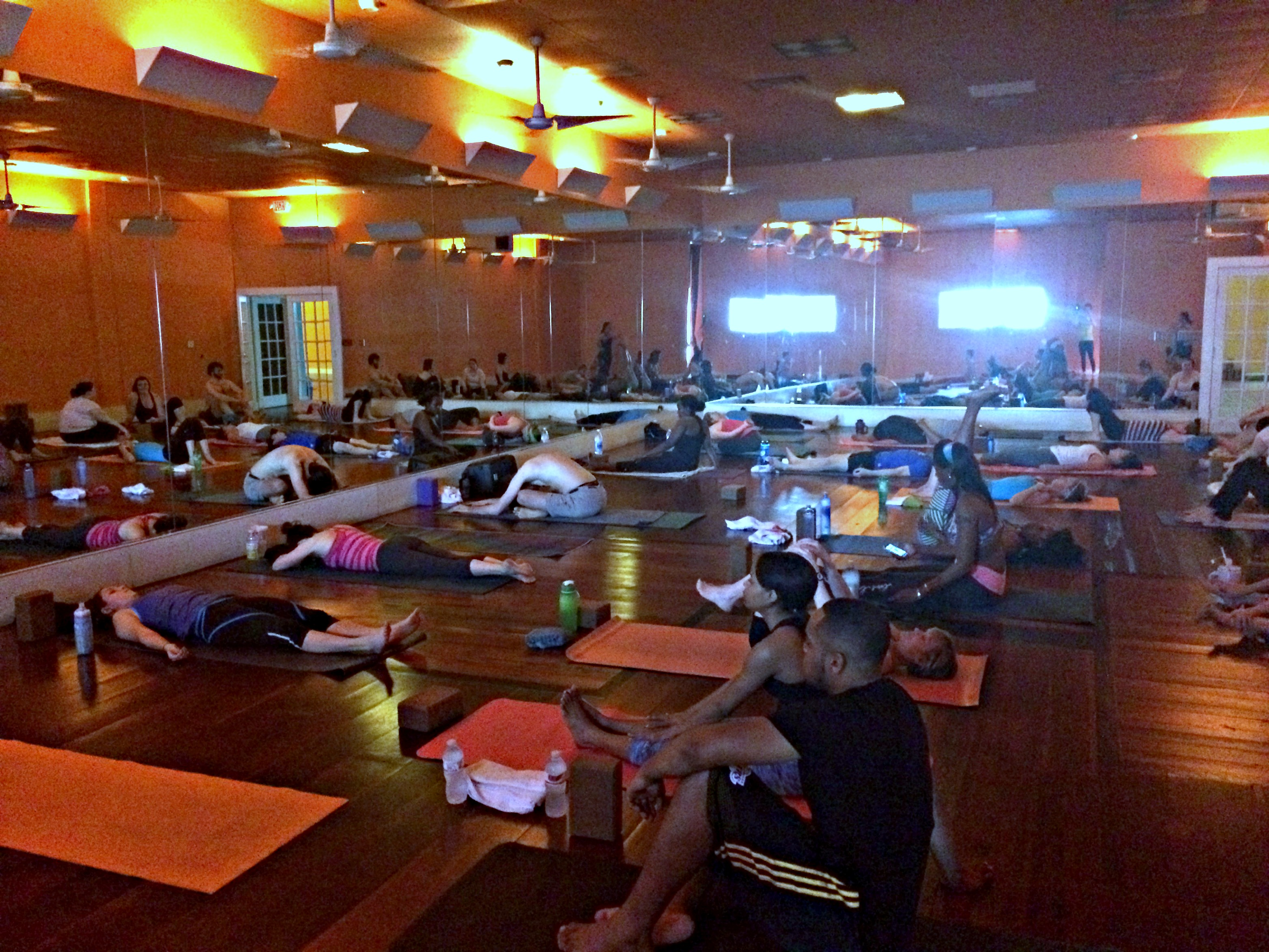 Hot Yoga Atlanta The Pros And Cons Of This Hot Workout