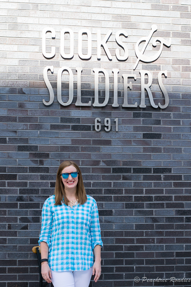 cooks and soldiers meg