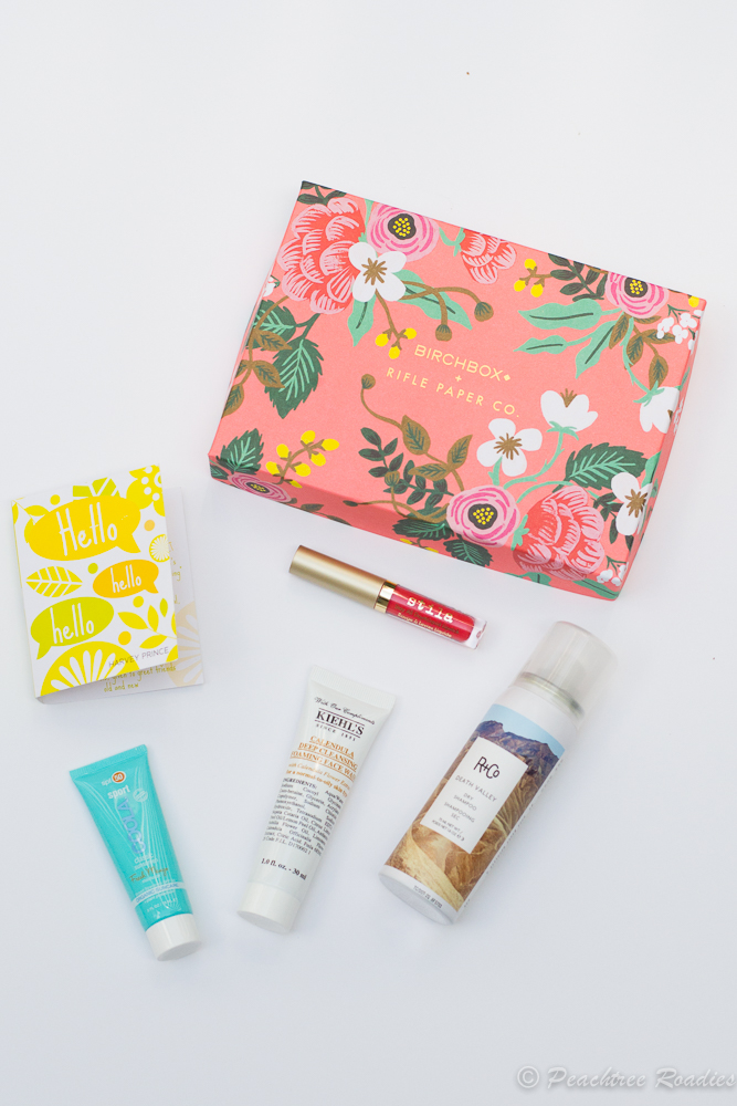 Birchbox Pop-up in Atlanta This Weekend