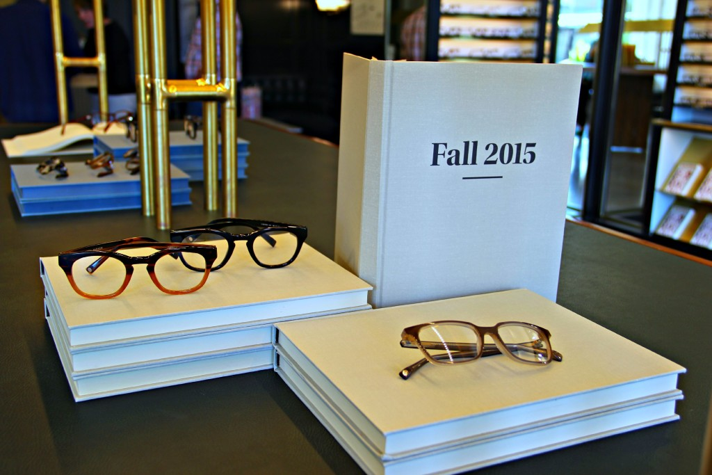 Glasses Trends Fall 2015
