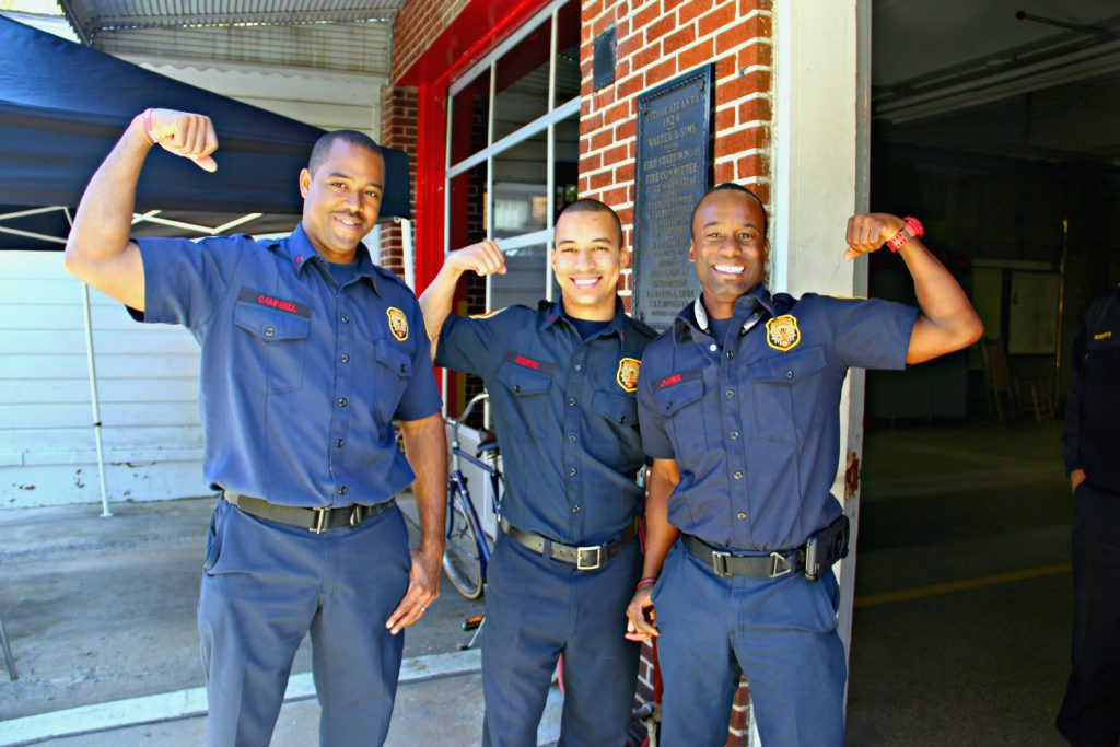 Atlanta Firefighters