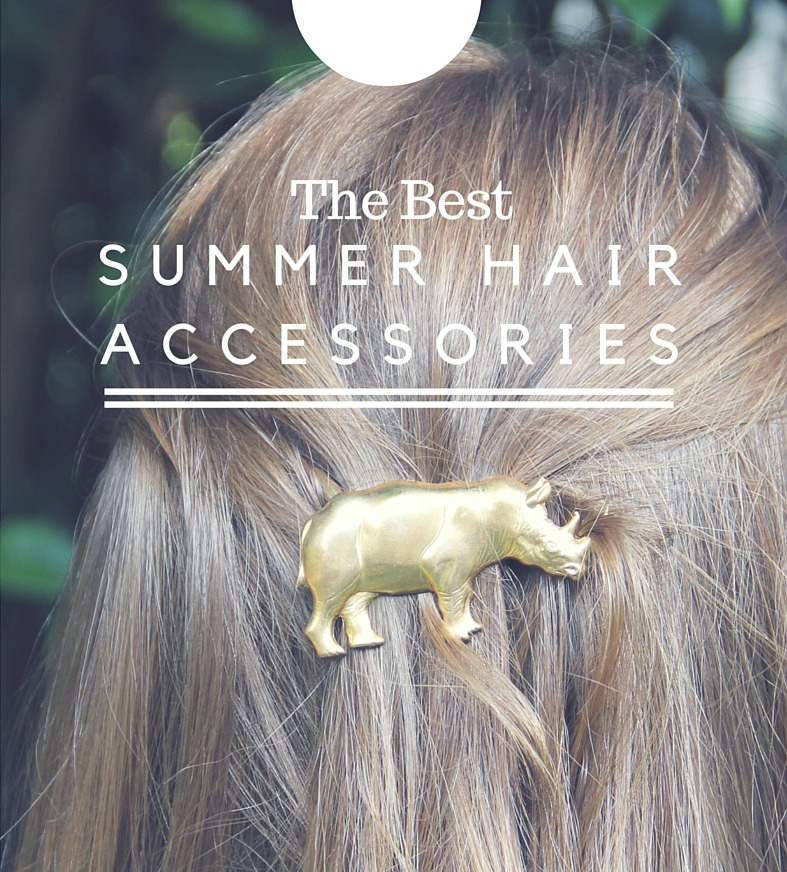 The Best Summer Hair Accessories