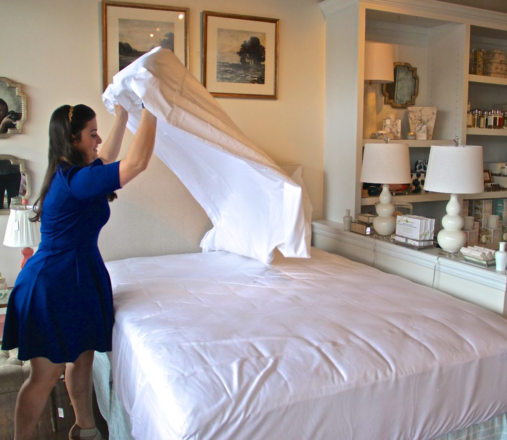 Making the Perfect Bed