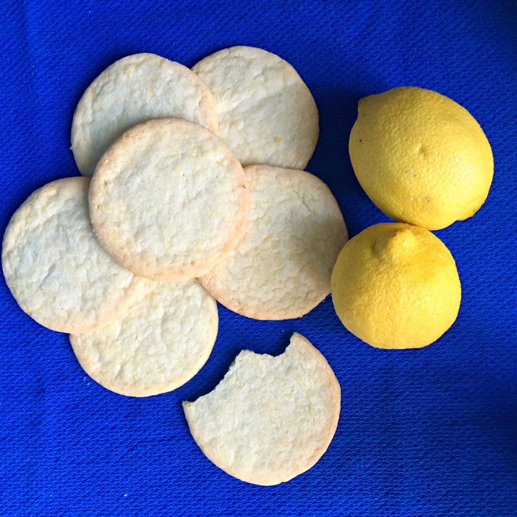 Best Lemon Snaps Cookie Recipe