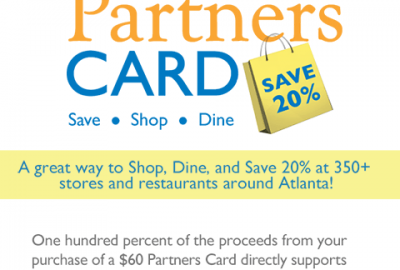 Partners Card Atlanta – Supporting Camp Twin Lakes