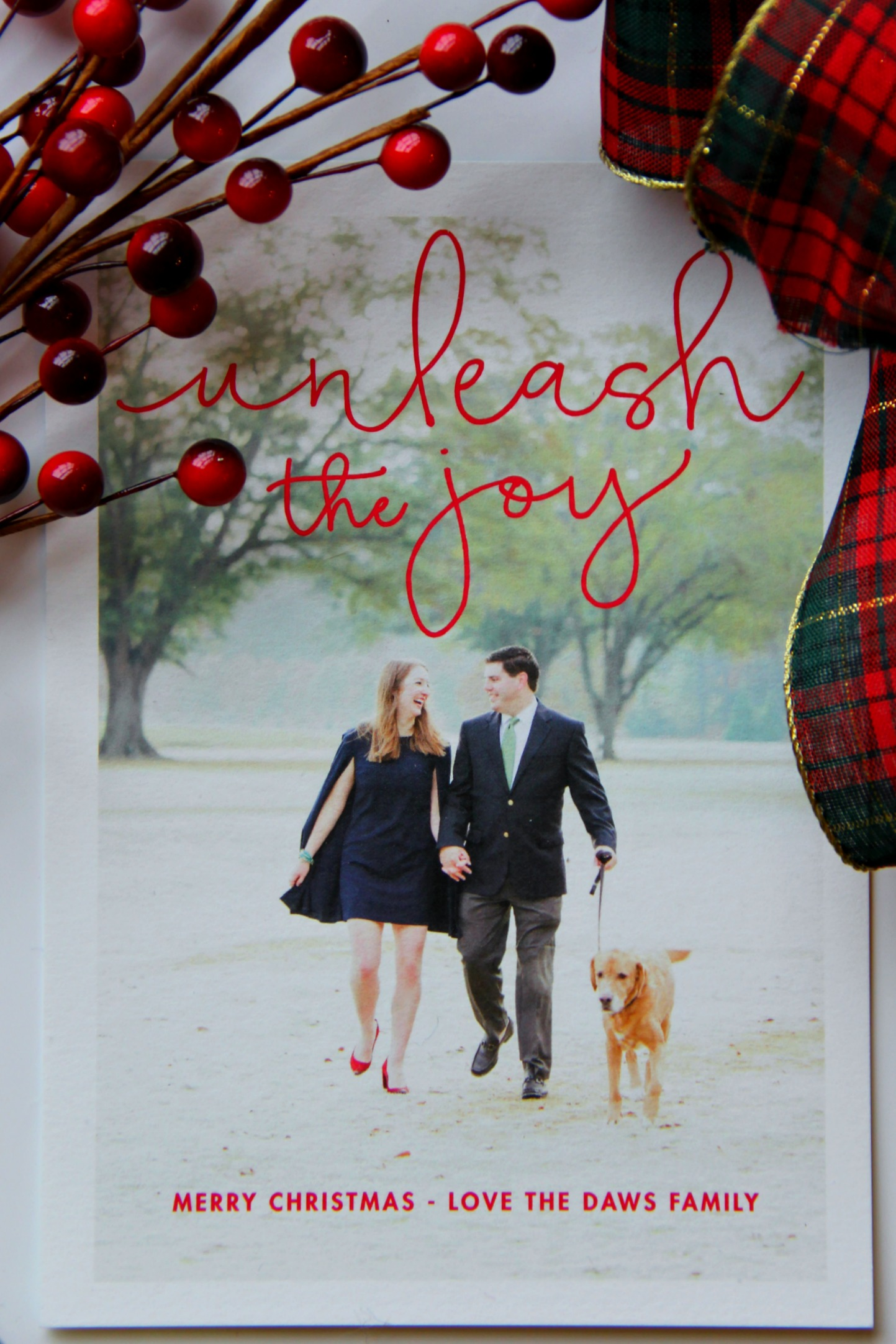 Our 2016 Christmas Card from Minted - The Best Holiday Cards