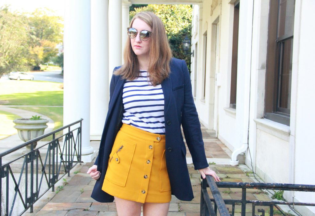 Fall Favorites Cargo Skirts