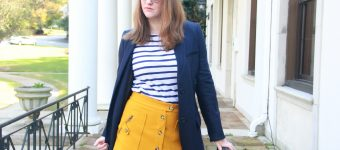 Fall Favorites: Cargo Skirts