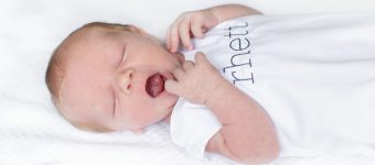 A Few Surprising things about Having a Newborn
