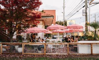 Pet Friendly Patios in Atlanta